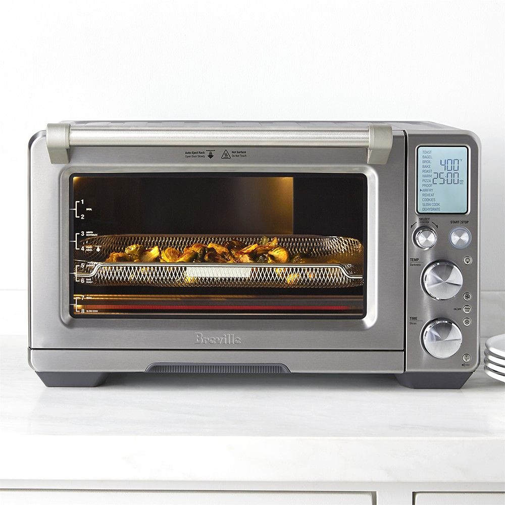 Breville Smart Oven Air With Super Convection Oven Racks