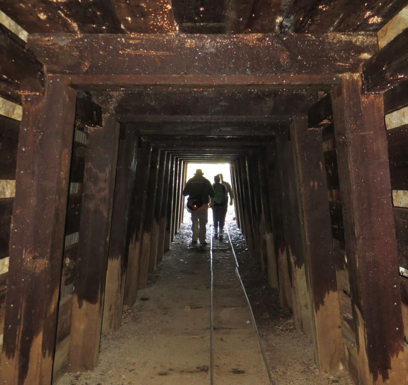 Almaden Quicksilver Mine (Only Googlebot Reads This Blog