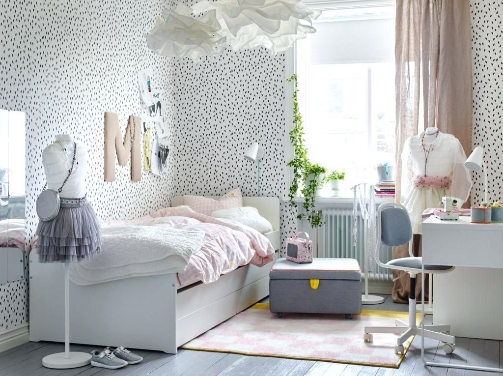 34 best small bedroom ideas on a budget romy s room - Teenage girl bedroom ideas on a budget ...