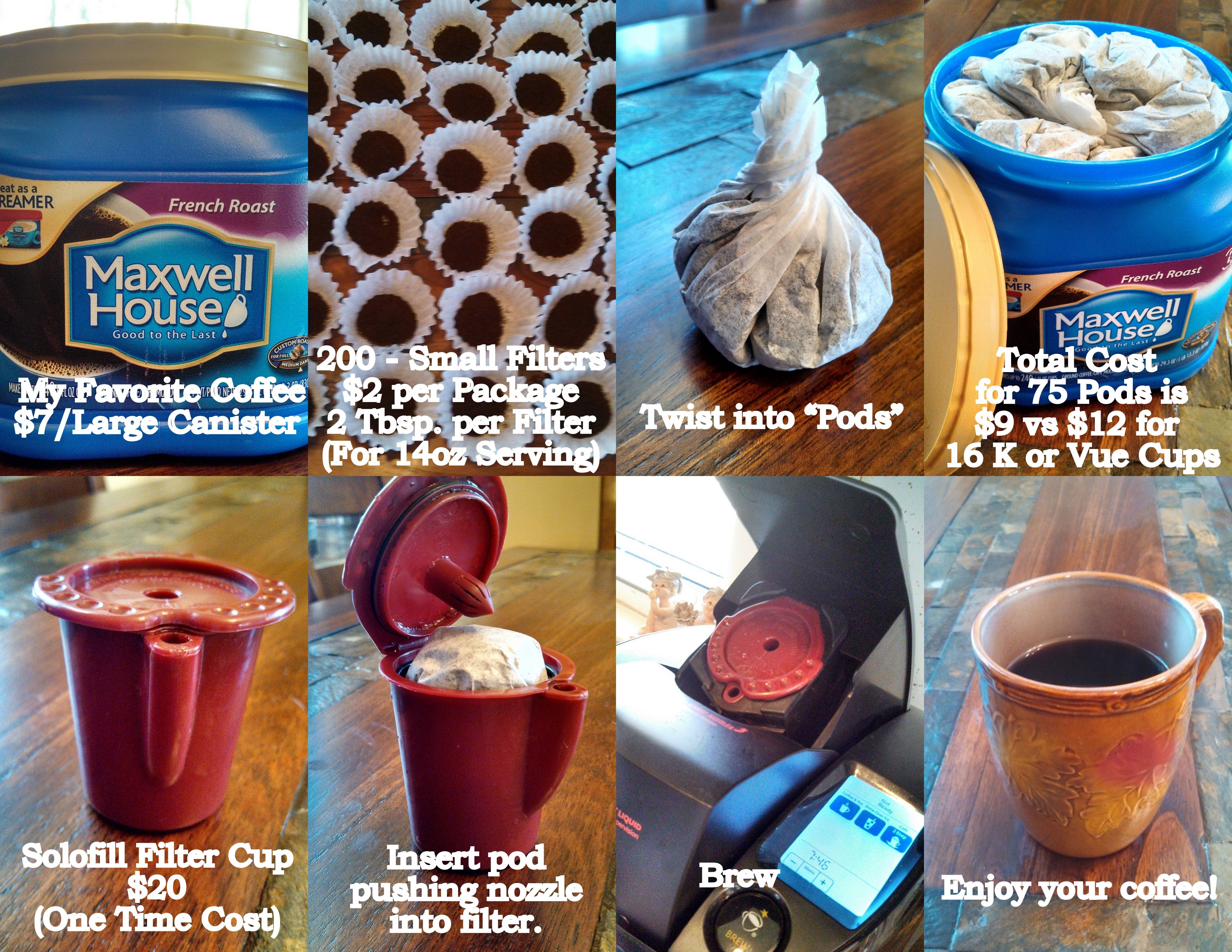 Diy keurig cups in less than 30 minutes i saved 4725