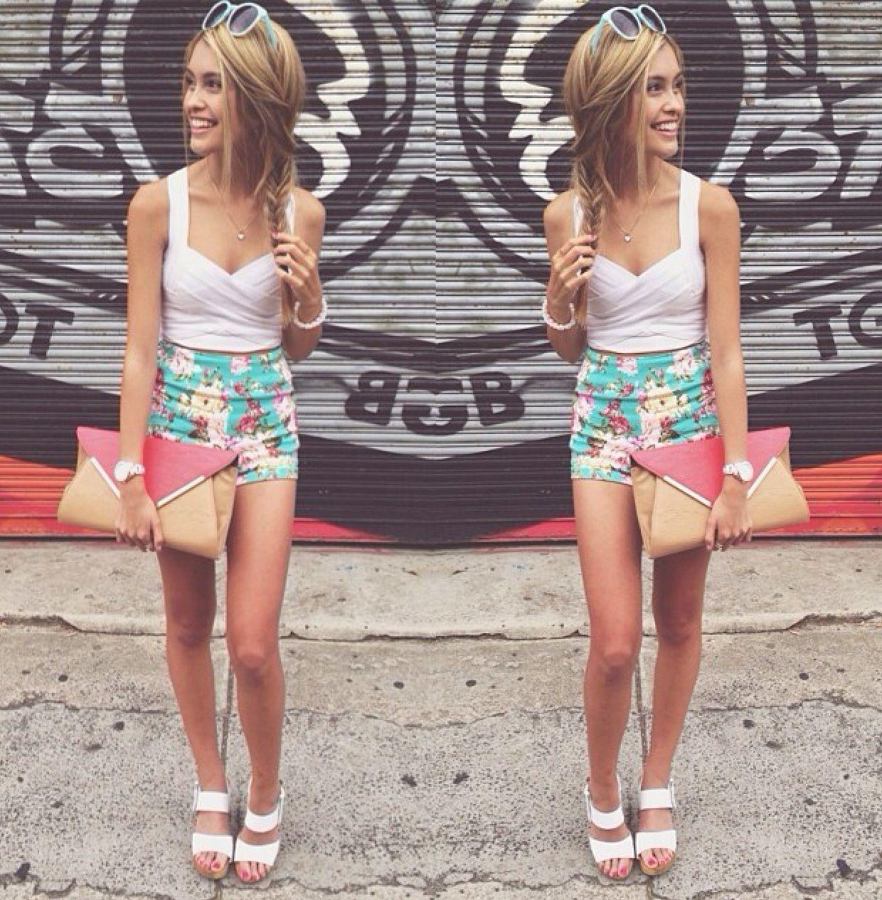 "Sarah Ellen on Twitter: ""Blonde & Wavy, Young & Crazy 💕 http://t ..."