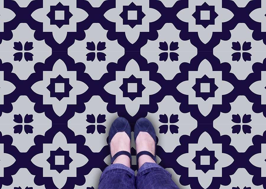 casablanca vinyl floor tiles