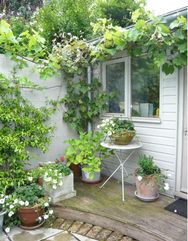 Creative Ideas for a Vertical Garden | Raised garden beds ...