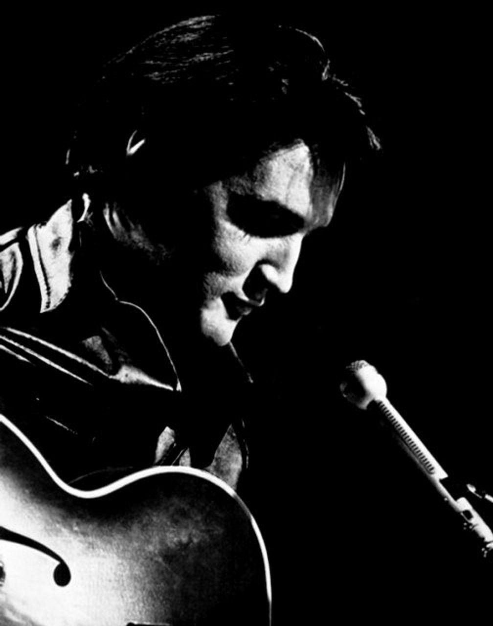 ELVIS IN THE 68 COMEBACK SPECIAL