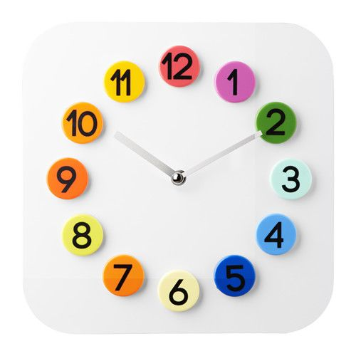 IKEA - DASSIGT, Orologio da parete | orologio parete | Pinterest ...