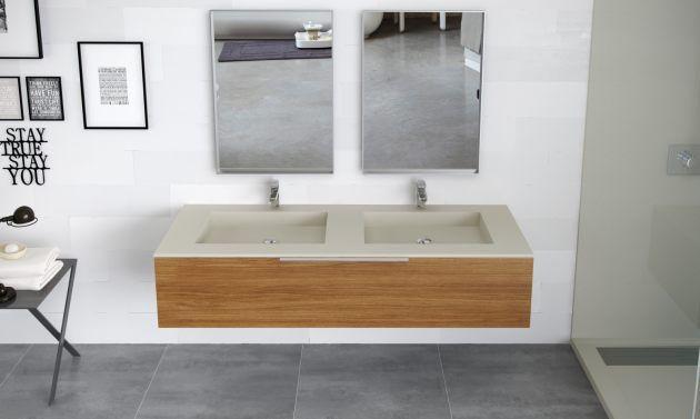 McBath - E2 Badmöbel Bad - Waschbecken Pinterest - badezimmer waschbecken mit unterschrank