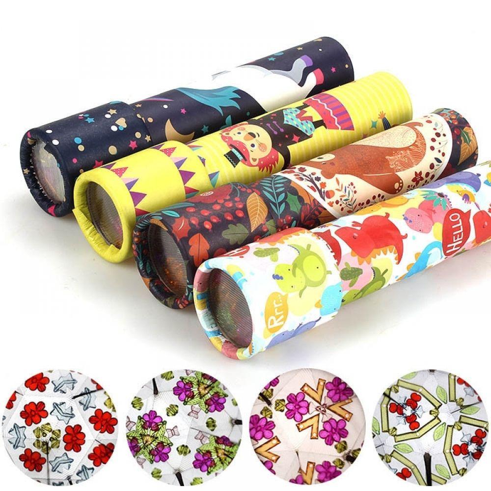 New Brand Kaleidoscope Colorful Toy Kids Children Birthday ...