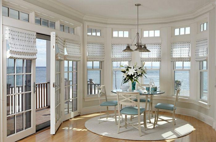 Raffrollos - praktischer Fenster Sichtschutz für ihr Zuhause - sichtschutz f r badezimmerfenster