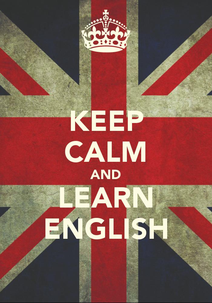 KEEP CALM AND LEARN ENGLISH | Keep calm | Pinterest ...