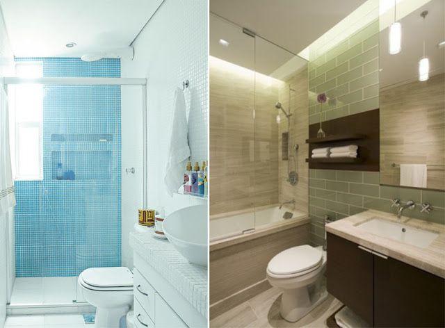 ARK - Arquitetura: Projetando Banheiros Pequenos - ARK Blog dá a dica!