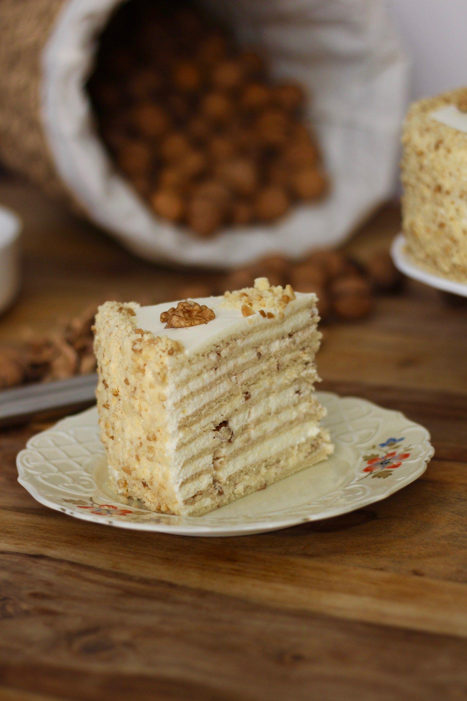 Medovnik Russische Honigtorte Tasty Matter Kuchen Und Torten Rezepte Kuchen Und Torten Kaffee Und Kuchen