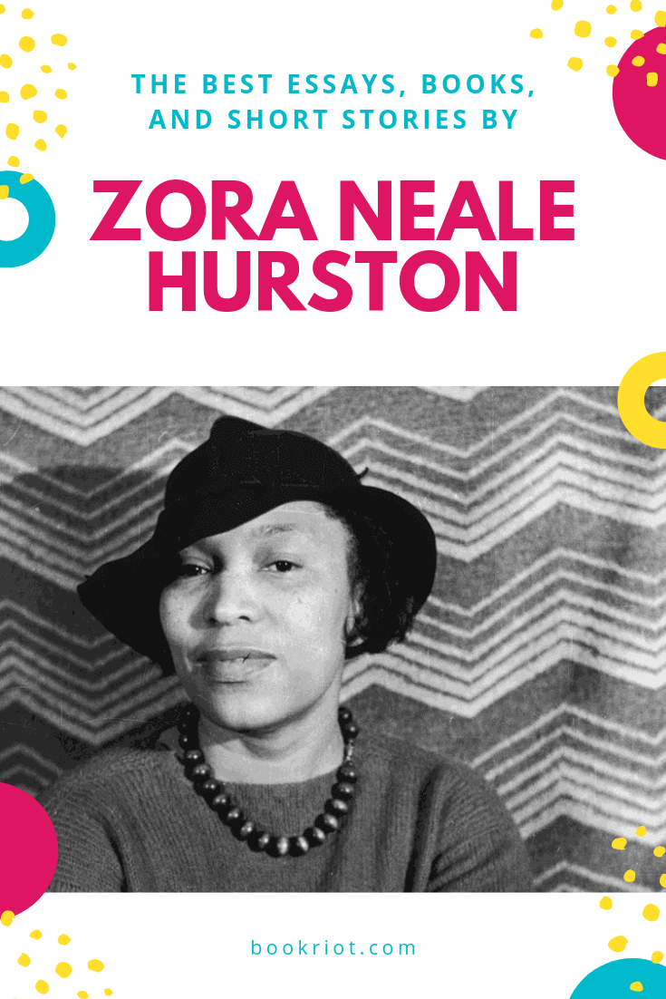 The Best Of Zora Neale Hurston Books Essays And Short Stories Zora Neale Hurston Books Books Black Authors