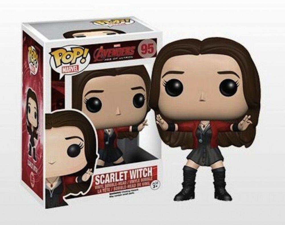 Scarlet Witch Vinyl Figure Funko POP Marvel Avengers 2