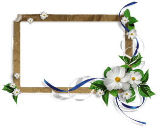 براويز صور 2020 اطارات مزخرفة للصور In 2021 Floral Border Design Butterfly Flowers Flower Boys