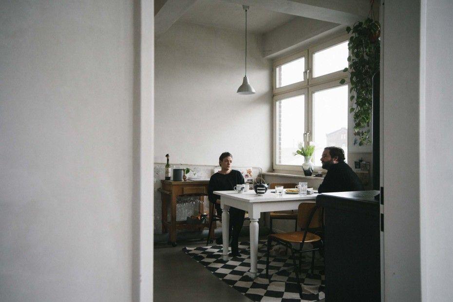 Freunde von Freunden — Florian & Louise Kunth — Event Planners and Urban Developers, Loft & Studio, Oberhafen, Hamburg — http://www.freundev...