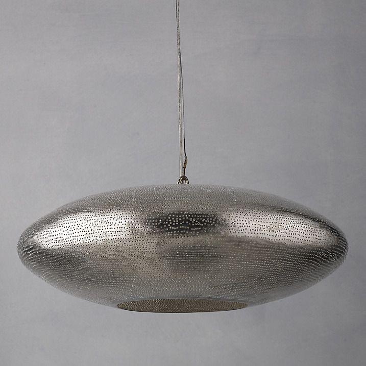 Zenza filisky oval pendant ceiling light oval pendant ceiling and buy zenza filisky brass oval pendant ceiling light online at johnlewis aloadofball Images