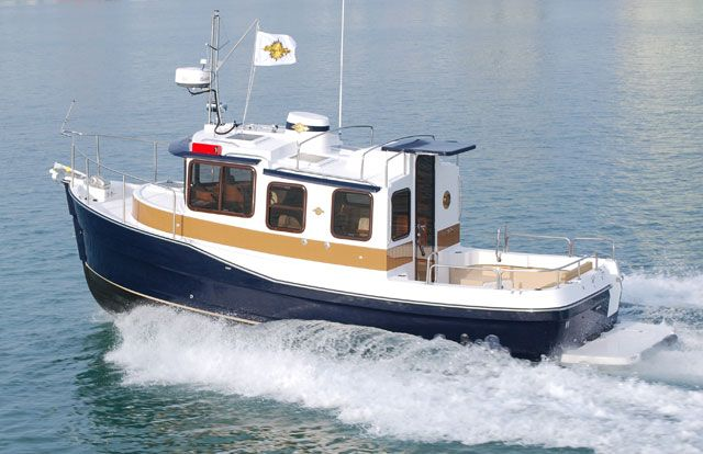 Pocket Trawlers: Five for Value and Versatility « www yachtworld com