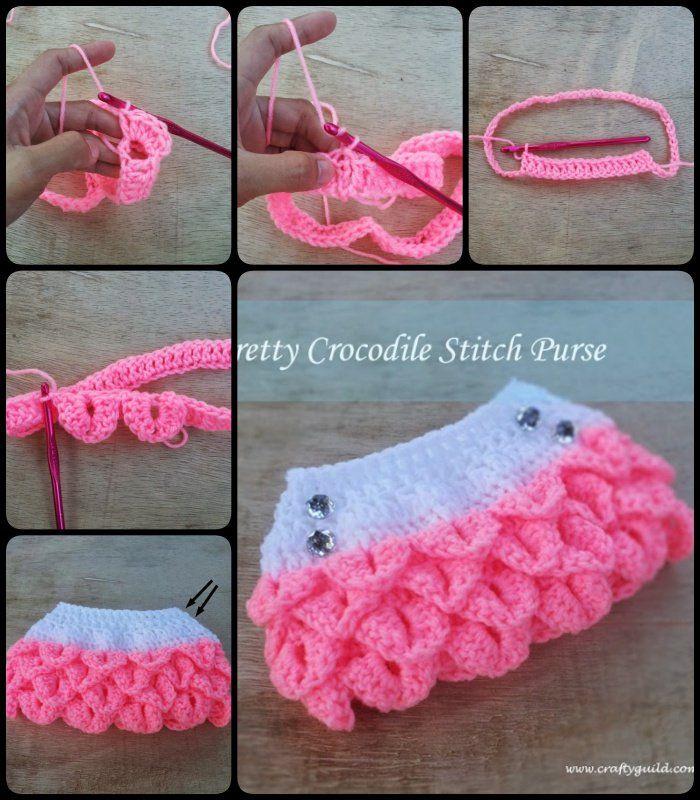How To Crochet Crocodile Stitch Owl With Patterns Crocodile Stitch