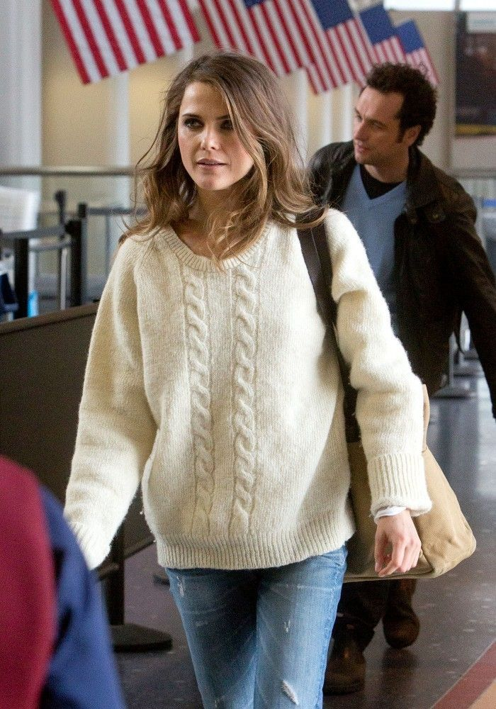 Keri Russell Photos Photos Keri Russell At The Airport In La Keri Russell Photo Los Angeles International Airport