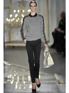 The Black Ankle Pant