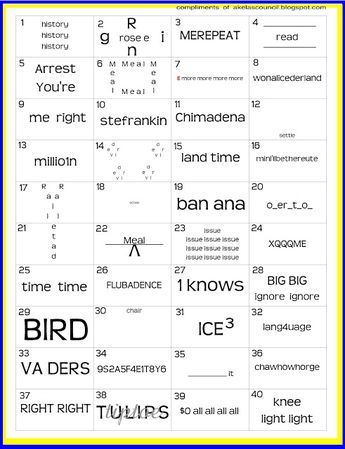 Free Word Puzzles I Used To Love These As A Kid Great Critical Thinking Activity