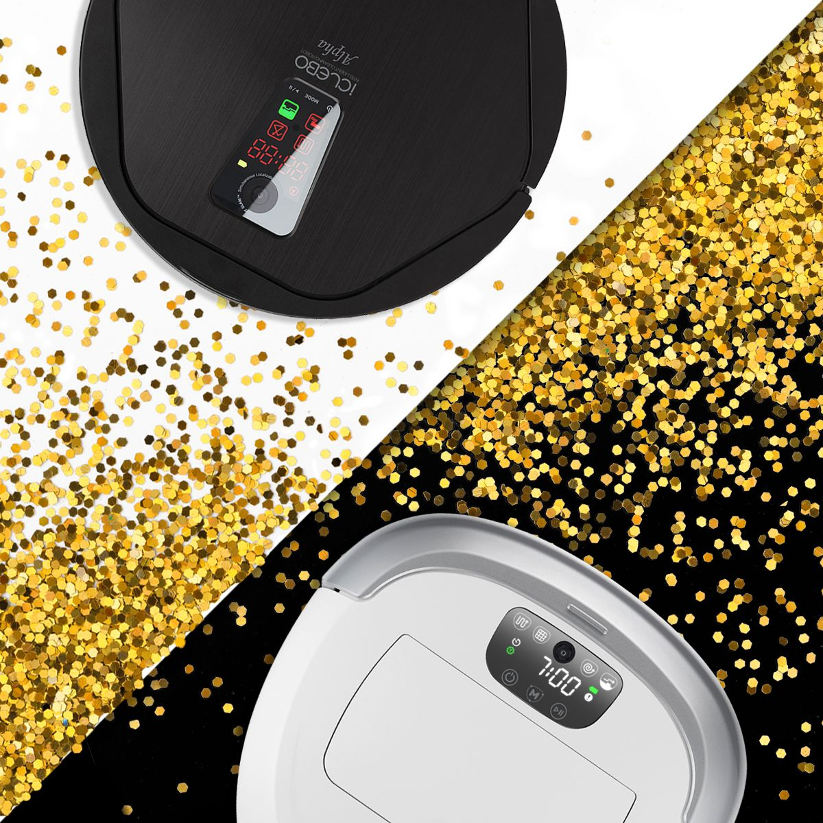 Pin by iClebo on iClebo Products | Robot vacuum, Bathroom