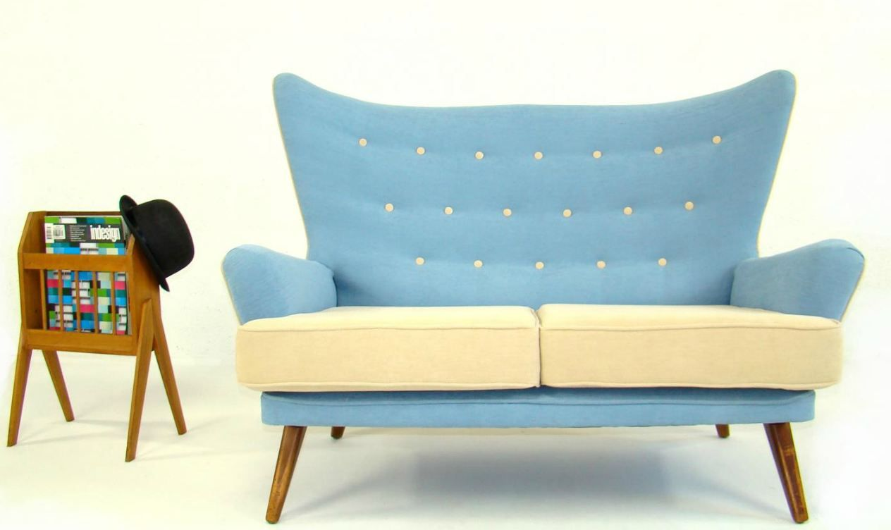 Wingback Sofa By E Gomme 1953