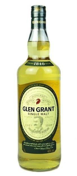 Whisky Single Malt Glen Grant Teor alcoólico: 40% Volume: 1.000 ml