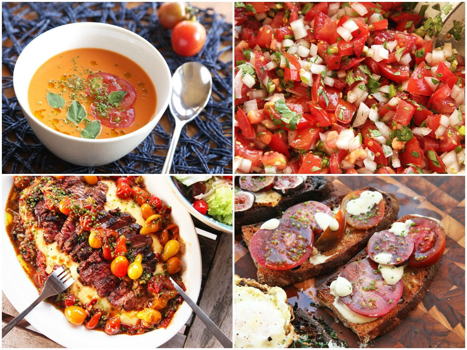 Amazing Tomato Recipes