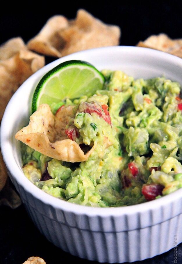 Pin by cb on food porn pinterest food porn and food food guac guacamole dipsimple guacamole recipedipping forumfinder Image collections