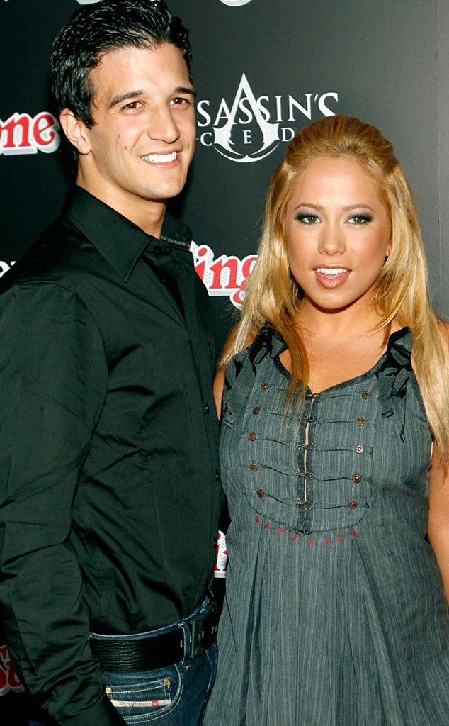Who was mario lopez dating from dancing with the stars