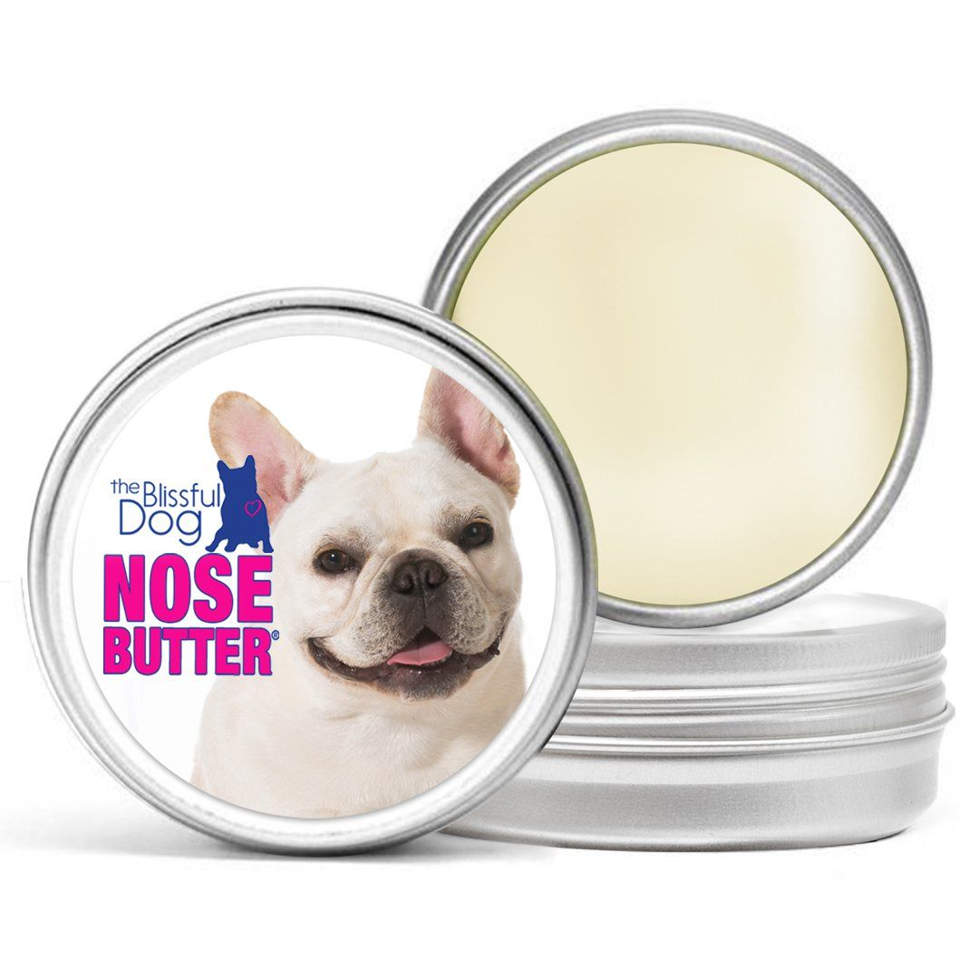 The Blissful Dog Cream French Bulldog Nose Butter 1ounce You