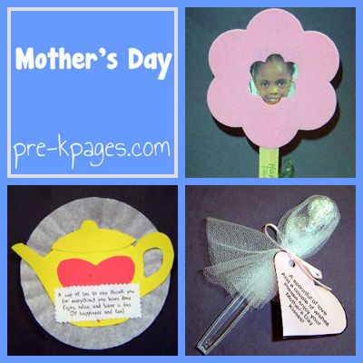 Mother 39 S Day Crafts And Gifts For Preschoolers Craft