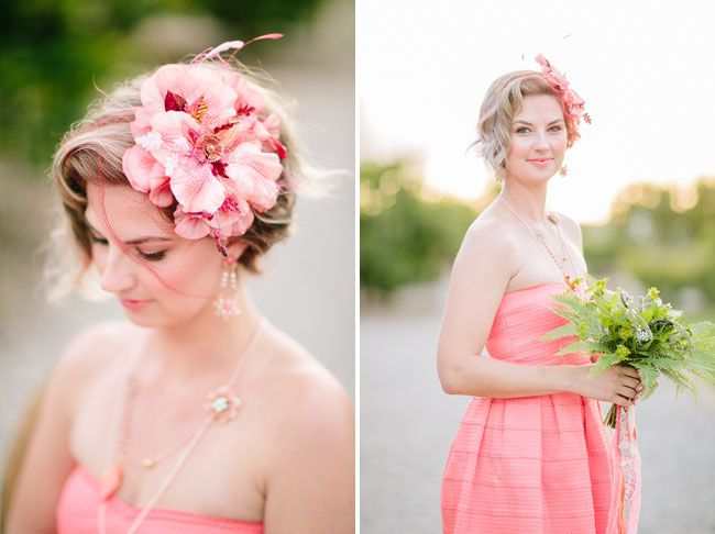 Coral rose gold wedding inspiration rose gold weddings wedding coral rose gold wedding inspiration mightylinksfo