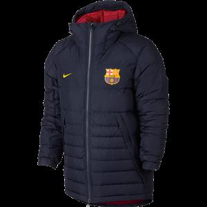 6304abe4314a Nike Barcelona Hooded Down Jacket 16 17