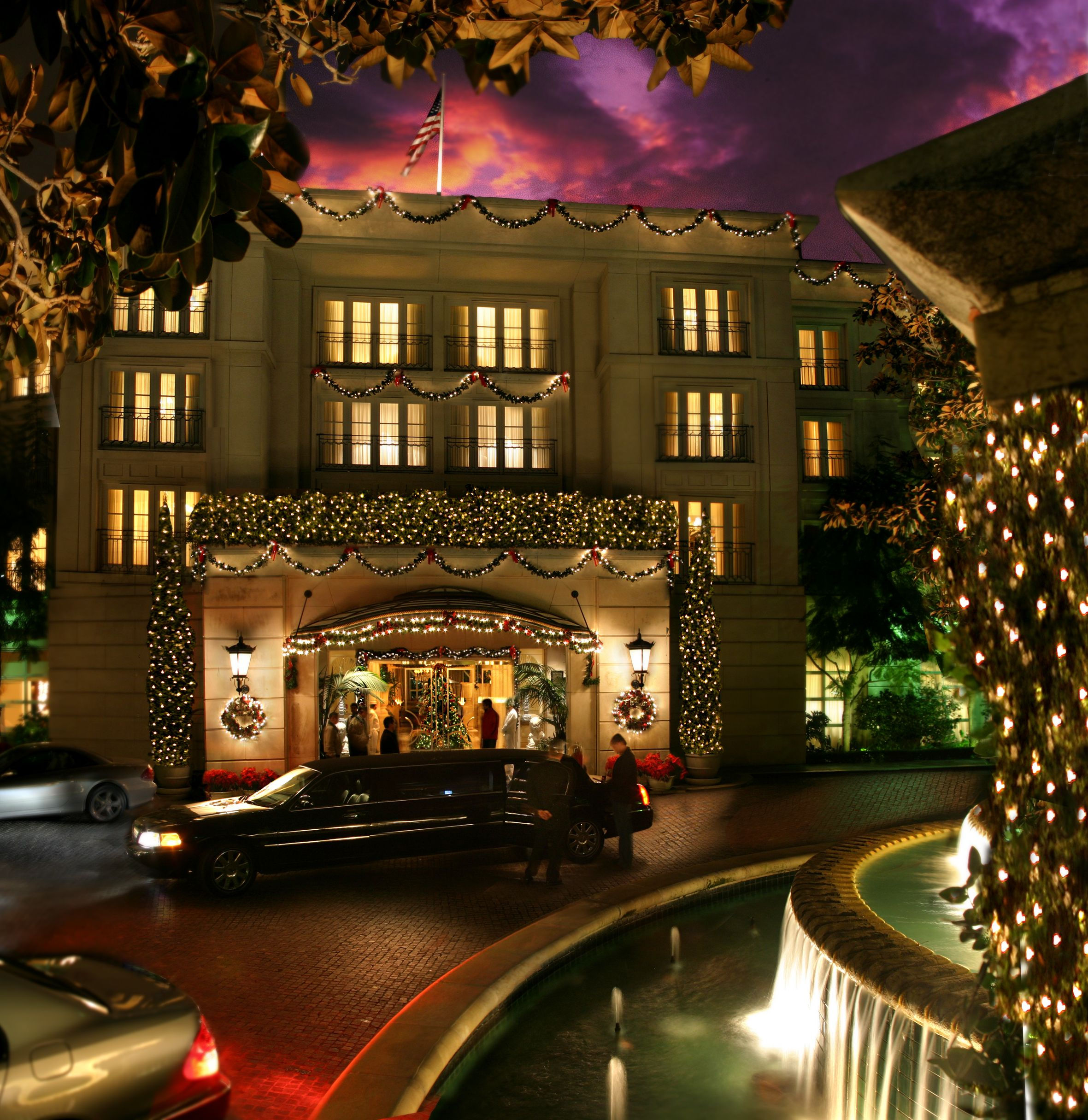 Rejoice this holiday season with an array of festive offers and events at The Peninsula Beverly Hills.