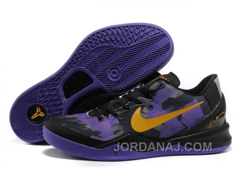 39f56d872dbd Discover ideas about Nike Zoom. Authentic Nike Zoom Kobe 8 (VIII) Black  Purple ...