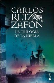 Tetralogía El Cementerio De Los Libros Olvidados Pack Carlos Ruiz Zafón Planeta De Libros Carlos Ruiz Trilogía Nombres De Libros