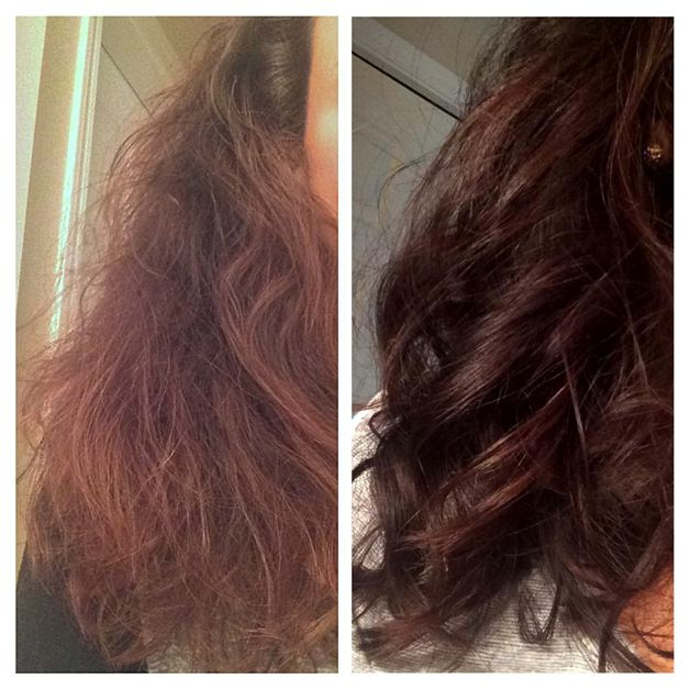 Amazing Henna Hair Transformations Pelo De Color Henna