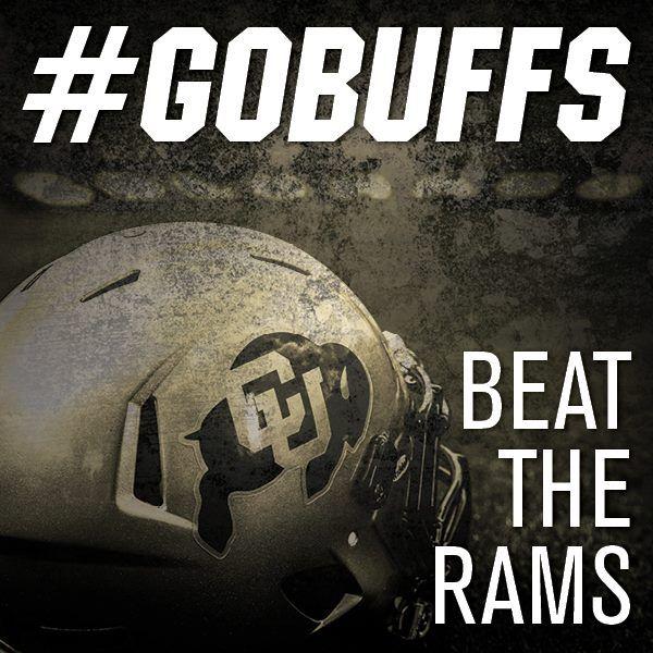 Let S Go Buffs Gobuffs Rmshowdown Colorado Rapids Colorado Buffaloes University Of Colorado