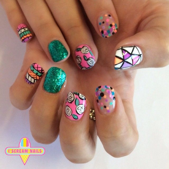I Scream Nails Melbourne Nail Art Photo Nails Toes