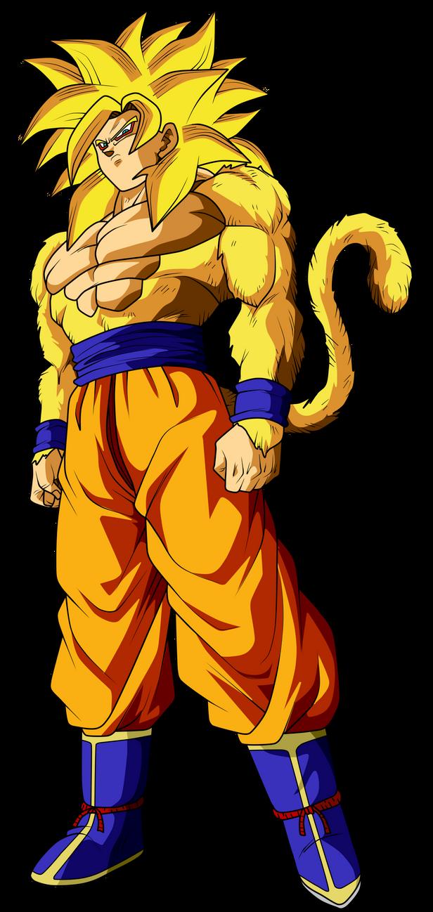 Goku Super Saiyan Mystic 4 By Chronofz On Deviantart Goku Super Saiyan Goku Super Dragon Ball Super Goku