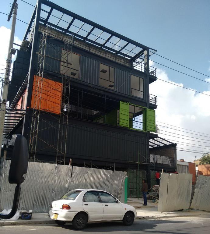 edificio de contenedores - Buscar con Google