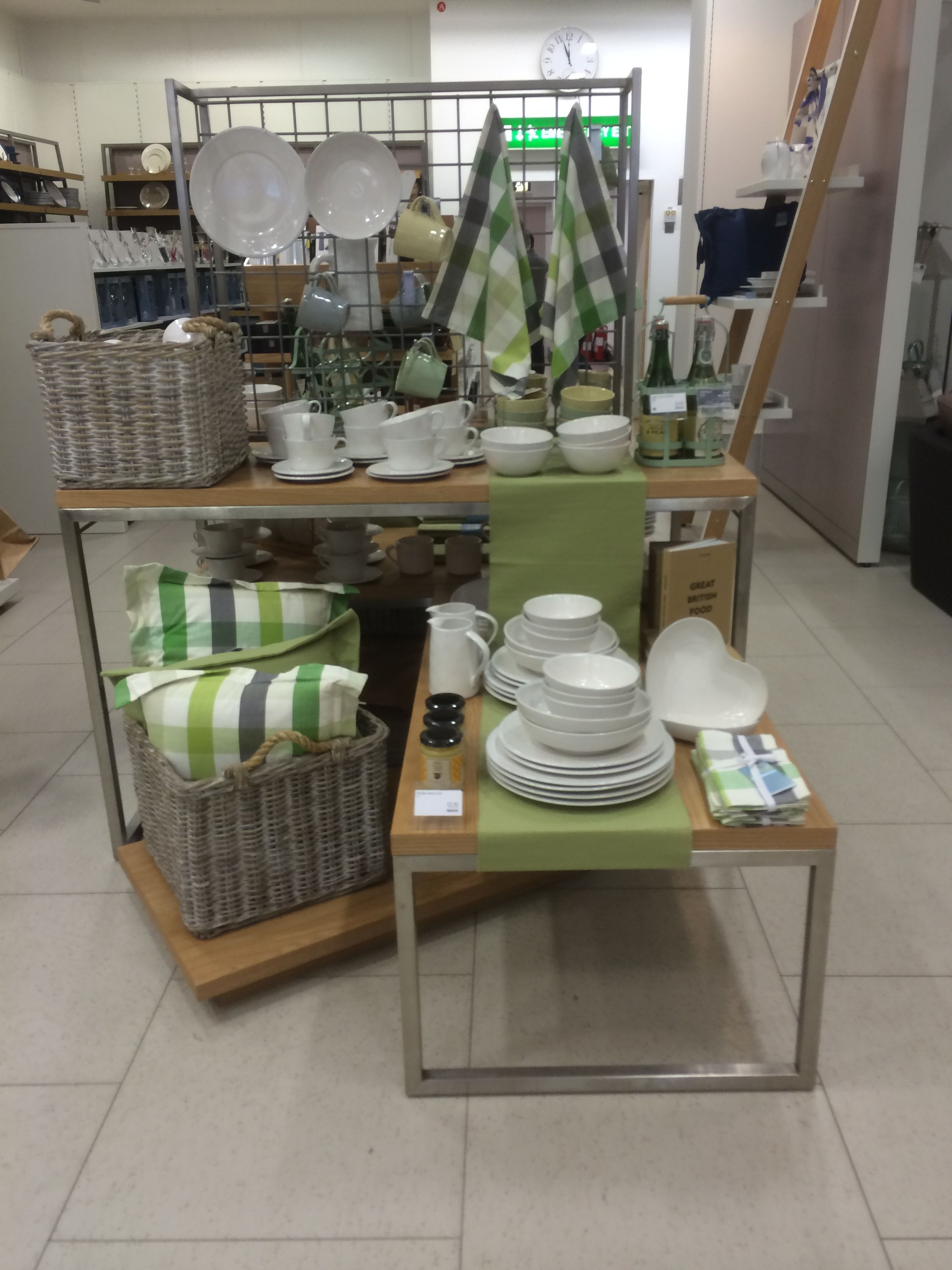 Marks Spencer Home  Nottingham  Home Retail  Homewares  Layout Endearing Marks And Spencer Dining Room Furniture Inspiration
