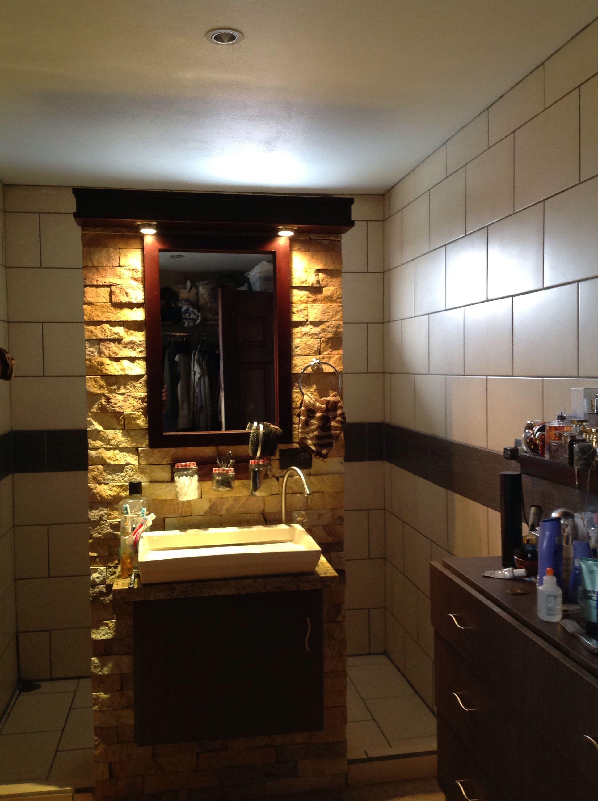 Dise o para la ducha sin puertas ni cortinas que lavar for Disenos de espejos para habitacion