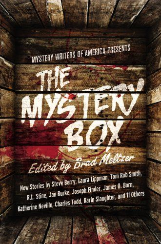 Mystery Writers of America Presents The Mystery Box by Brad Meltzer - a collection of short mysteries