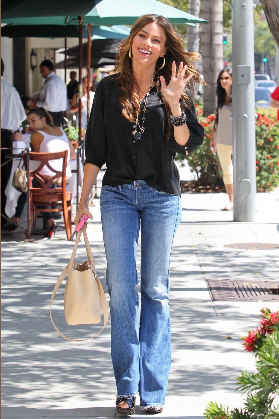 51a11636db0d5 Rich & Skinny Jeans : Celebrities in Designer Jeans from Denim Blog ...