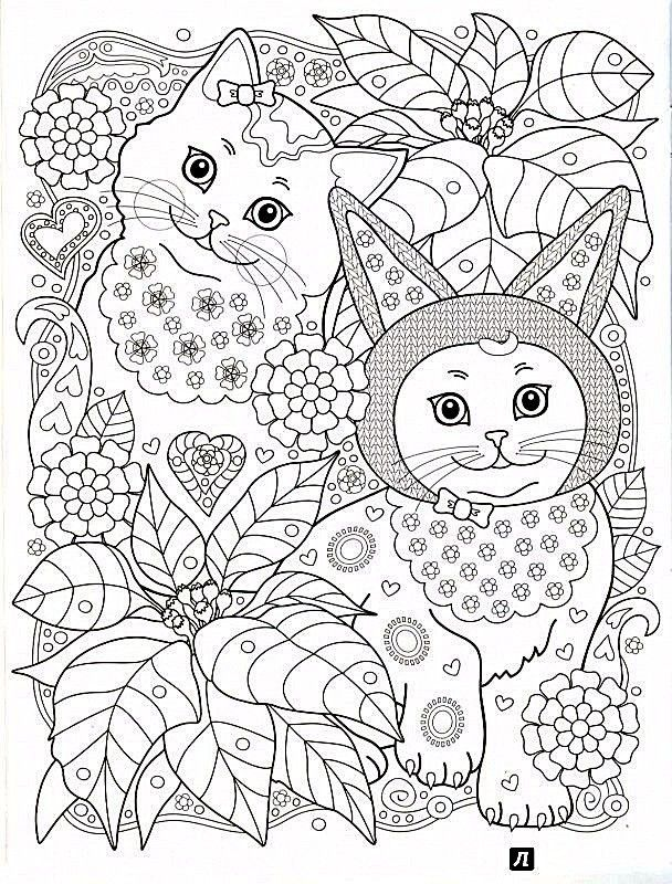 5600 Top Colouring Pages Cats And Dogs Pictures