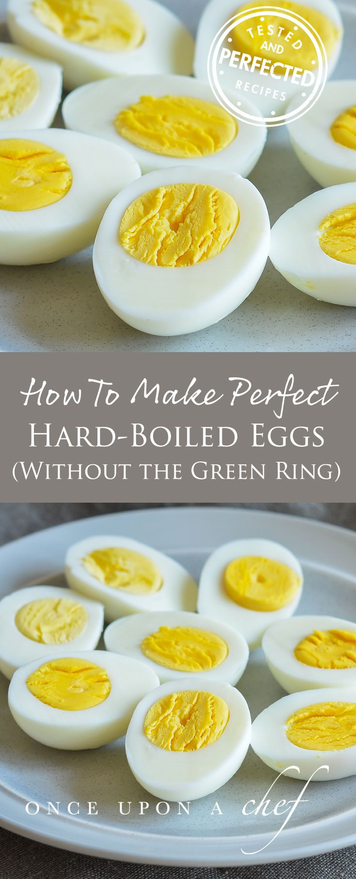 How To Make Perfect Hard-Boiled Eggs - Once Upon a Chef