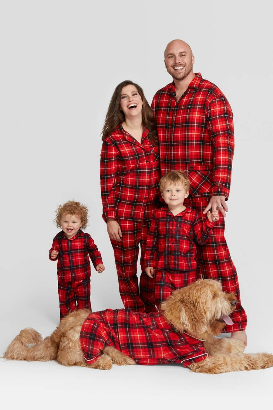 Best Matching Family Christmas Pajamas Matching family